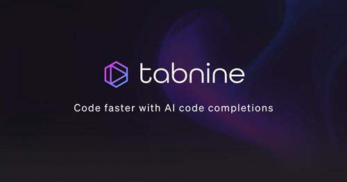 یکی از ابزارهای هوش مصنوعی برای برنامه نویسی AI for web developers tabnine