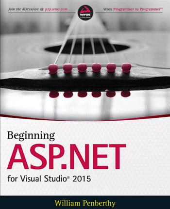 کتاب یادگیری برنامه نویسی ASP.NET دات نت