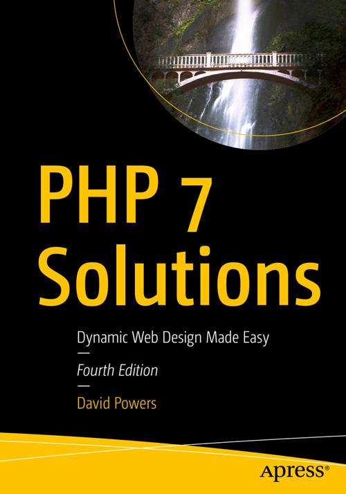 کتاب آموزش PHP7 از david powers 2019